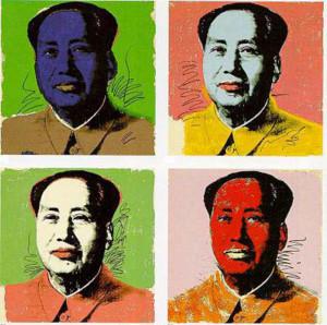 Andy Warhol: Mao Tse Tung