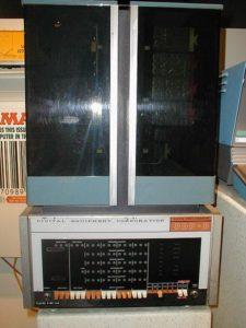 Foto 1 1965  il primo computer da tavolo