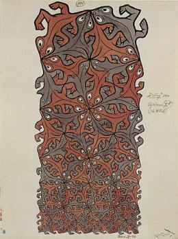 Un Frattale di MC Escher
