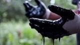 mani petrolio
