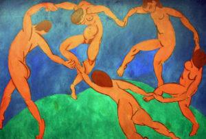 La danza (1910) di Henri Matisse
