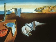 La persistenza della memoria (1931) di Salvador Dalì